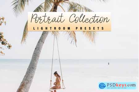 Thehungryjpeg Portrait Collection Lightroom Presets