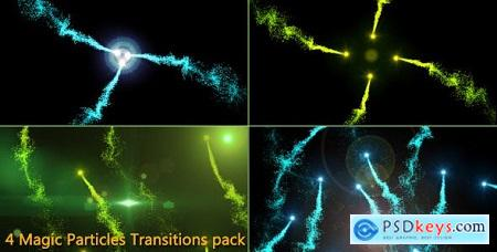 Videohive Magic Particles-Fantasy Transitions 3813373 After
