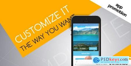 Videohive App Product Promotion Free