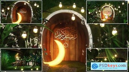 Videohive Ramadan Logo Free