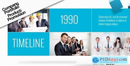 Videohive Company Portfolio or Product Promotion Free