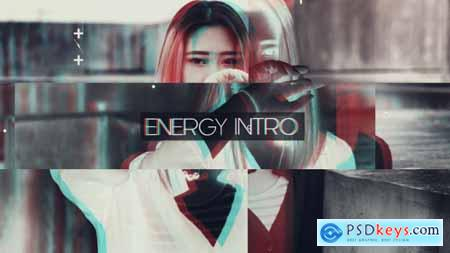 Videohive Energy Intro Free