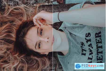 Creativemarket Pastel Lightroom Presets