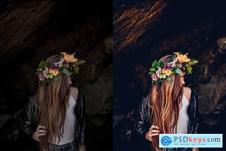 Creativemarket RICH Desktop Lightroom Presets