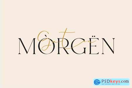 Creativemarket Hello Paris Modern Paired Duo