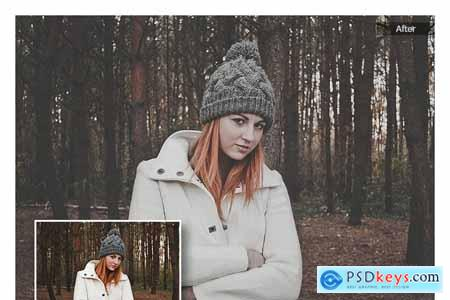 Creativemarket 125 Matte Dream Lightroom Presets