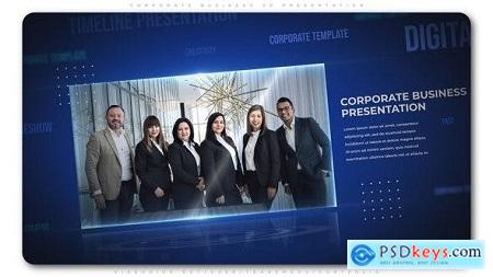 Videohive Corporate Business 3d Presentation Free