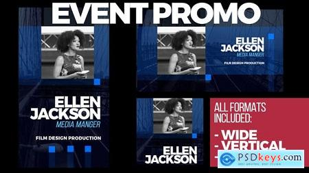 Videohive Corporate Event Promo News Conference Free