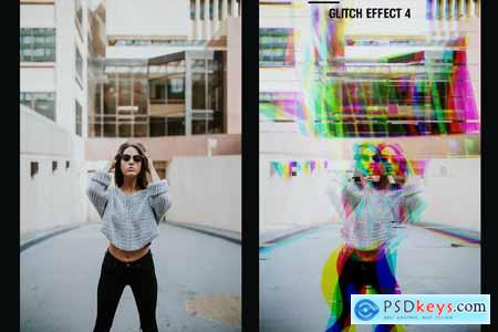 Creativemarket Glitch Effects Mega Pack