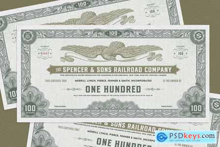 Creativemarket S&S National Currency Font Bundle