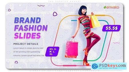 Videohive PRO Fashion Market Free