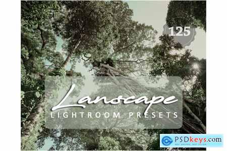 Creativemarket Landscape Cinema Lightroom Presets