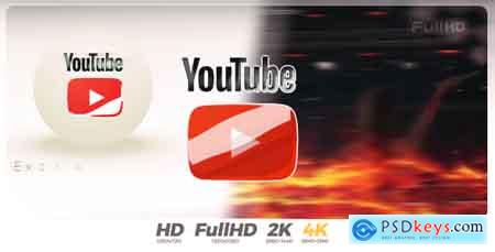Videohive YouTube Opener Free