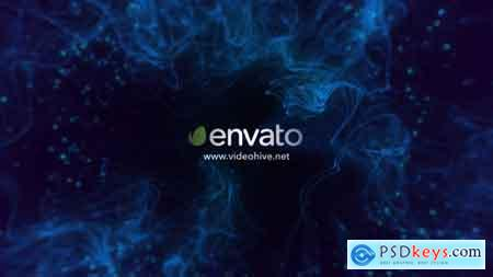 Videohive Spacious Particle Logo Reveal Free