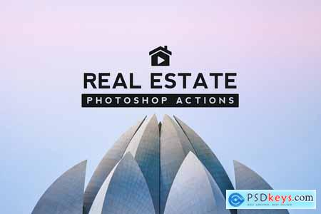 Creativemarket Real Estate Photoshop Actions