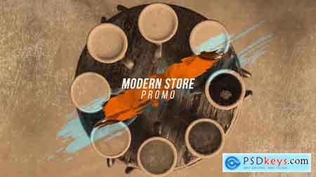 Videohive Modern Store Event Promo Free