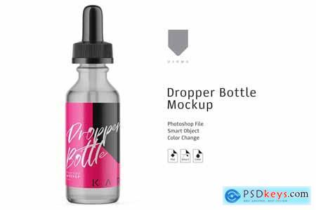 Creativemarket Dropper Bottle Mockup Matte 13