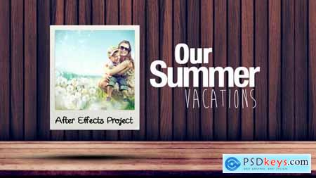 Videohive Our Summer Vacations Free