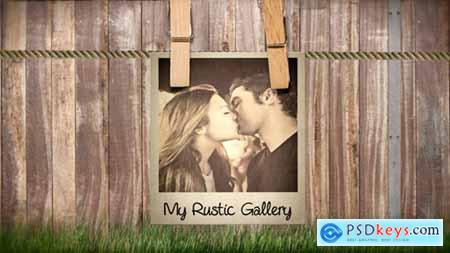 Videohive Rustic Gallery Free