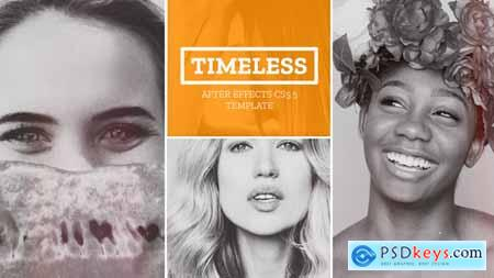 Videohive Timeless - Parallax Gallery Free