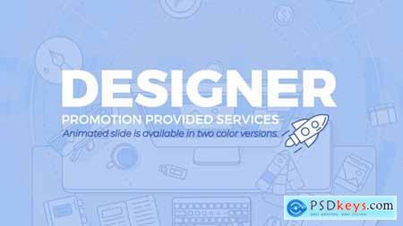 Videohive Designer Promo Free