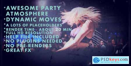 Videohive Project - Party Animals Free
