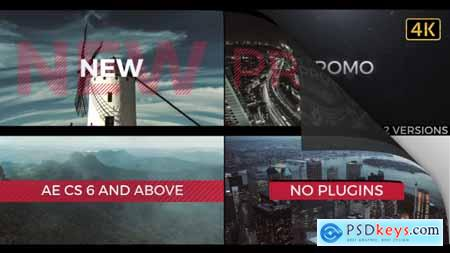 Videohive Fast Typography Promo 4K Free