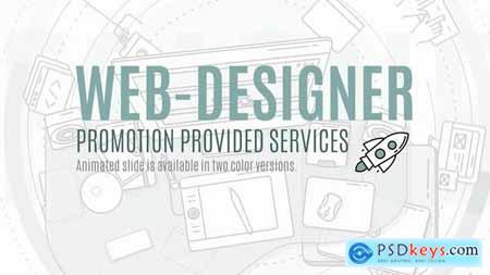 Videohive Web Designer Promo Free