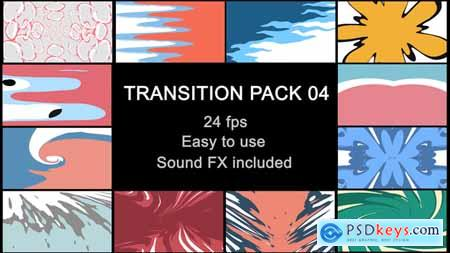 Videohive Liquid Transitions Pack 04 Free