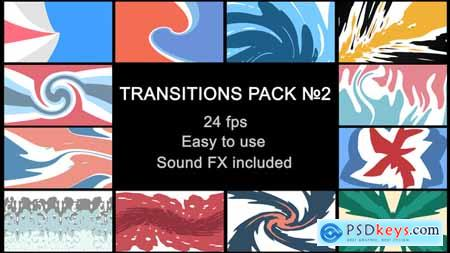 Videohive Liquid Transitions Pack 02 Free