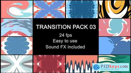 Videohive Liquid Transitions Pack 03 Free