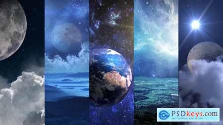 Videohive Space Panoramas and Planets Pack 3 Free
