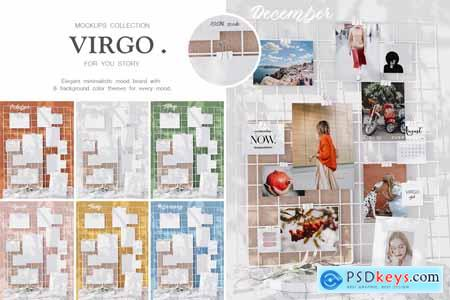 Mockups Collection - Virgo