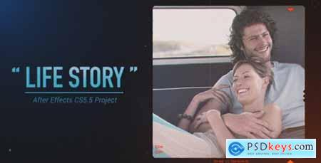 Videohive Life Story Free