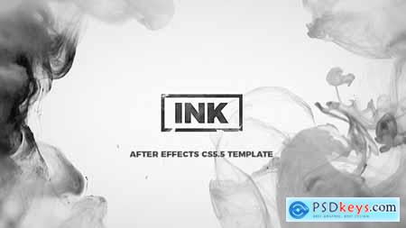 Videohive INK Titles Slideshow Free