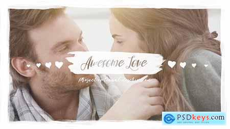 Videohive Awesome Love Free