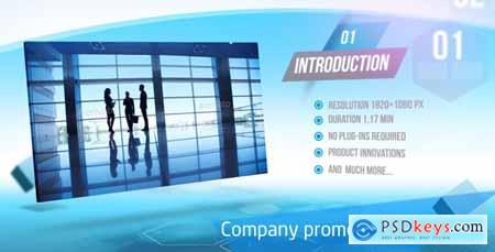 Videohive Company Promotion or Web Free