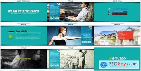 Videohive Corporate And Portfolio Presentation Free