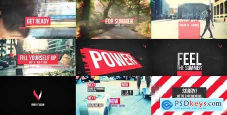 Videohive Urban TV Broadcast Package Free