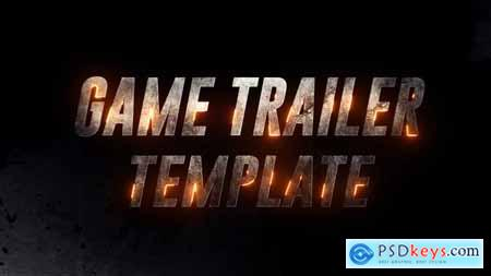 Videohive Iron Game Trailer Free