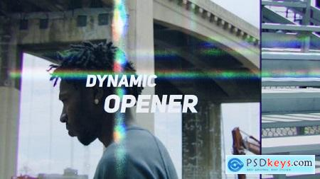 Videohive Dynamic Opener Free