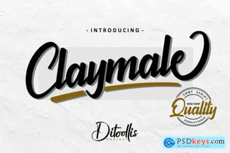 Claymale