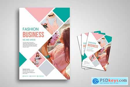 Fashion Business Flyer