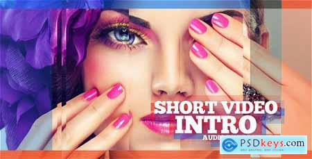 Videohive Short Video Intro Free