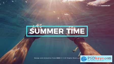 Videohive Summer Free