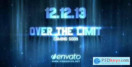Videohive Over The Limit Free