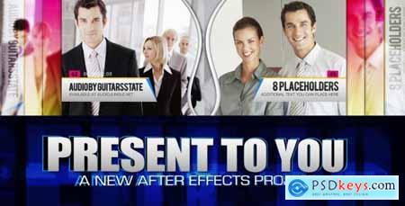 Videohive Company Motion Presentation Free