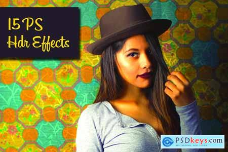 15 Photoshop Effects