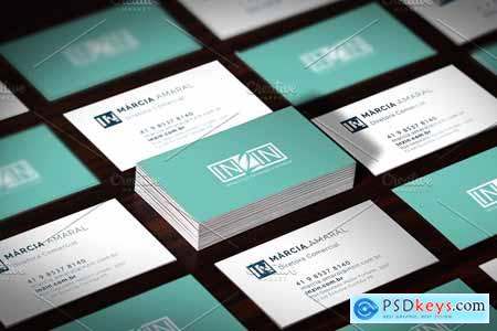 Business Card Mockup Ultra Realistic