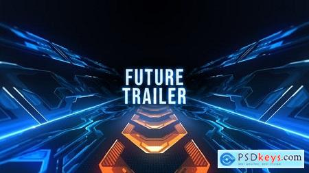 Videohive Future Trailer Titles Free